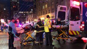 Tiroteo en Seattle deja una persona muerta y cinco heridas