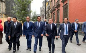 Gobernadores del PAN (excepto Corral y Alfaro) se unen contra el Insabi
