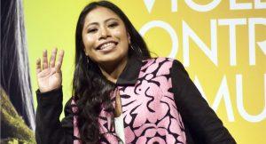 Yalitza ofrecerá conferencia en Harvard