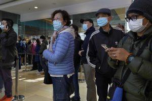 Aumenta a 106 la cifra de muertos por coronavirus en China; hay más de 4 mil infectados