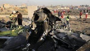 Irán admite que derribó avión de pasajeros ucraniano con misil