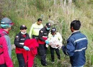 Muere bebé que fue abandonada y encontrada con gusanos en los ojos