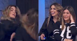 Andrea Escalona da tremenda cachetada a Martha Figueroa en programa 'Hoy' (VIDEO)