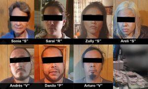 Desmantelan fábrica de billetes falsos en Iztacalco