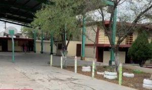 Muere maestra en escuela