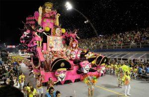 El Carnaval de Río de Janeiro durará 50 días este año