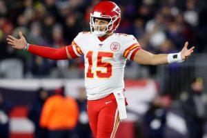 Patrick Mahomes quiere hacer historia en la Super Bowl