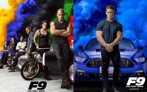 John Cena y Vin Diesel encabezan el trailer de 'Rápidos y Furiosos 9'