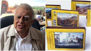 Muere Jorge Cázares, pintor famoso por las cajas de cerillos