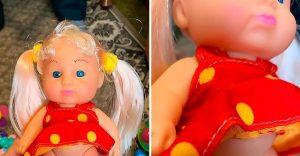 Muñeca transgénero causa polémica