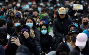 Enfermera afirma que hay ¡90 mil personas con coronavirus en China!