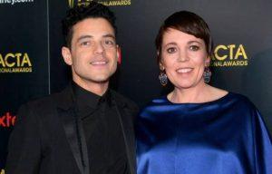 Presentarán Malek  y Colman el Óscar