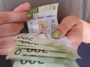 Sueldo de 6 mil pesos mensuales: así puedes ahorrar