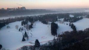 Canadá se congela se reportan temperaturas de hasta -50 grados