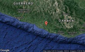 Reportan sismo de 4.3 en Huatulco, Oaxaca