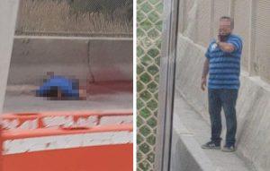 Hombre se quita la vida en el puente Pharr