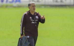 El 'Tata' Martino y la Selección Mexicana daran comienzo su camino a Qatar en 2020