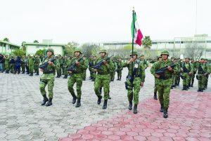 'Ser militar  es un orgullo'