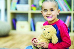 Combaten al cáncer 24 niños guerreros