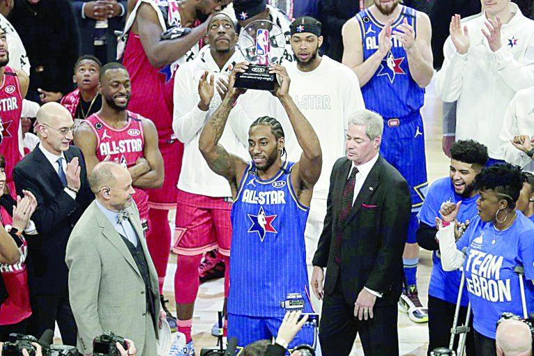 Recuerdan a Kobe y Gianna Bryant en el Juego de Estrellas