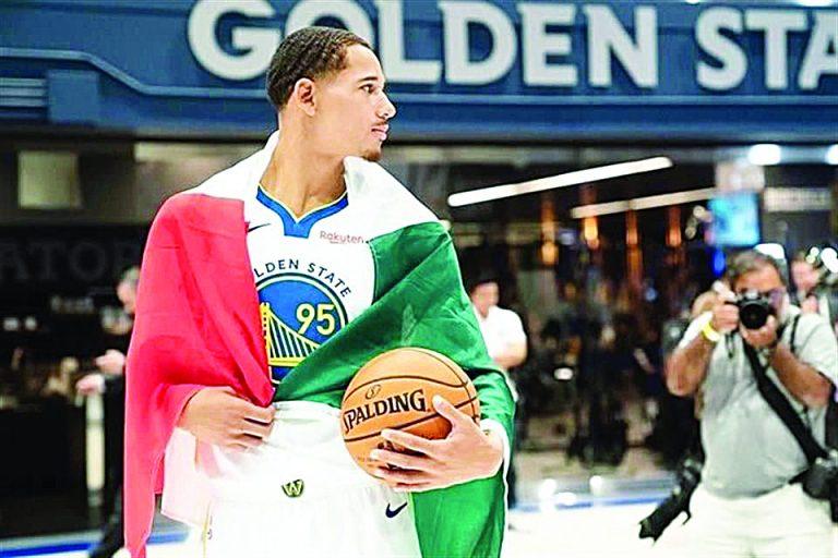 Juan Toscano el 5to mexicano en jugar para la NBA