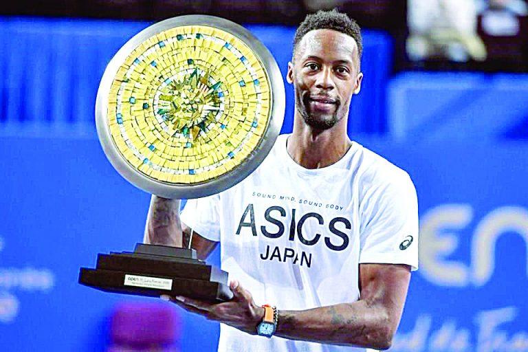 Logra Monfils noveno título de ATP