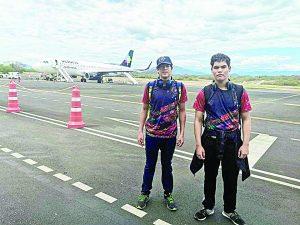 Van neolaredenses por su boleto a nacional de natación de aguas abiertas en Huatulco, Oaxaca