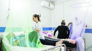 Sospechan de 3  casos de dengue