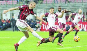 Recupera Milan forma en Serie A