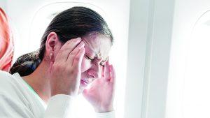 Sufre 10% de población  por dolores de cabeza