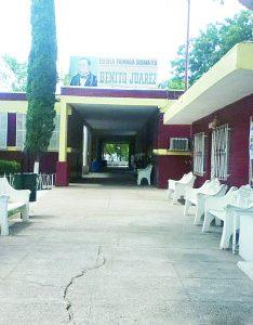 Escuela Benito Juárez   necesita más alumnos