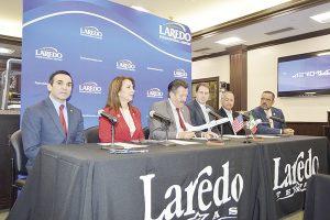 Autoriza México vuelo de Laredo a CDMX
