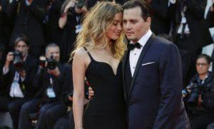 """""""Di que tú, un hombre, eres víctima de violencia y a ver cuántos te apoyan"""", Amber Heard a Johnny Depp"""