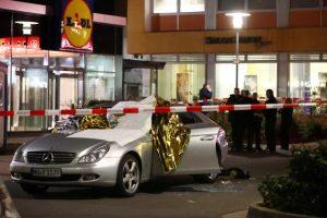 Alemania: Doble tiroteo en bares dejan ocho muertos (VIDEOS)