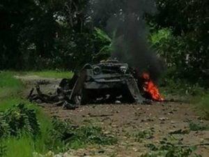 Explota coche bomba cerca de base militar de Colombia