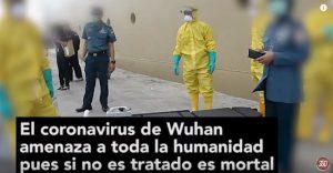 Coronavirus el enemigo #1 ALERTA contra la salud pública mundial