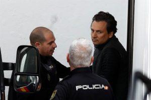 Dicta juez español prisión provisional a Lozoya