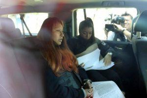 Trasladan a detenidos por Fátima a áreas restringidas