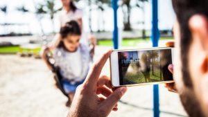 ¡No subas fotos de tus hijos a las redes! Podrías ponerlos en peligro