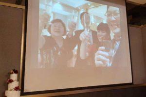 Pareja celebra su boda en 'live stream' por el coronavirus