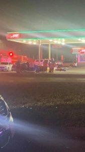 Muere motociclista en Laredo