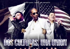 Confirmado, Snoop Dogg y Banda MS realizarán un concierto  juntos