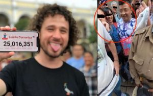 Captan a 'acosador' en VIDEO de Luisito Comunica