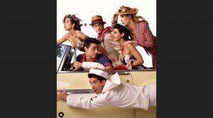 ¡Confirmado! Vuelve Friends con el casting original