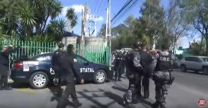 Trasladan a presuntos feminicidas de Fátima a Penal