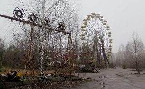 Encuentran vida en Chernóbil