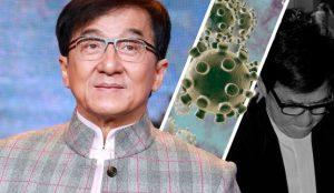 Jackie Chan presuntamente en cuarentena por Coronavirus