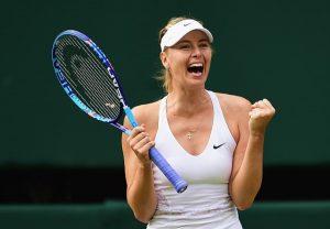 Sharapova anuncia su retiro del tenis