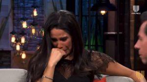 VIDEO: Paola Rojas habla de Zague
