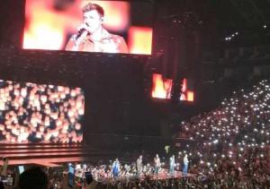 El regreso de Backstreet Boys causa furor en Monterrey
